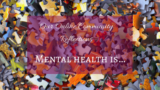 Our Online Community Reflections